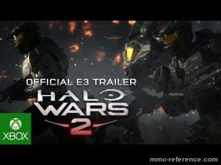 Vidéo Halo Wars 2 - Trailer du jeu vidéo de stratégie en temps réel sur Xbox One