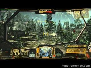 Vidéo MechWarrior Online - Preview du MMOFPS Mechas