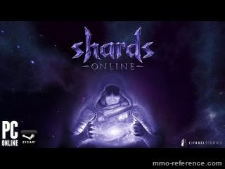 Vidéo Shards Online - Teaser pour la campagne de dons Kickstarter