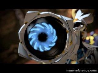 Vidéo Elsword - Trailer du personnage Chung