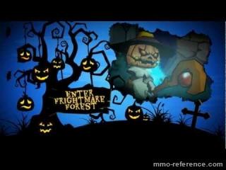 Vidéo Elsword - Bande annonce du donjon spécial halloween