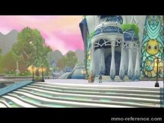 Vidéo Grand Fantasia - Trailer officiel du mmorpg gratuit