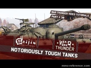 Vidéo War Thunder - Tutoriel pour tout savoir sur les réservoirs