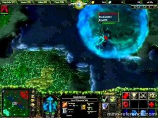 Vidéo Dota Warcraft III - Trailer et découverte du jeu de stratégie de warcraft