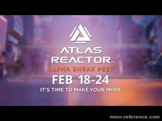 Vidéo Atlas Reactor - Aperçu de la La ville d'Atlas en Alpha