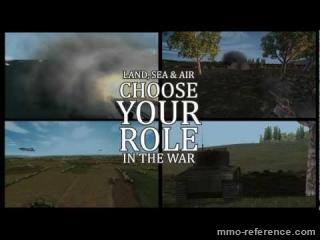 Vidéo World War II Online - Un MMO réaliste de la seconde guerre mondiale