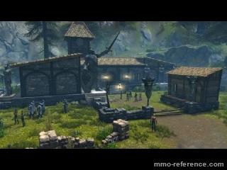 Vidéo Neverwinter - Gameplay de l'extension Strongholds