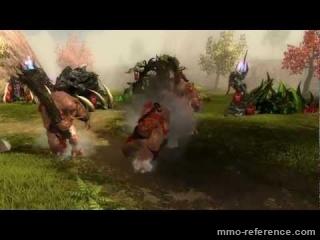 Vidéo Savage 2 - Environnement du jeu
