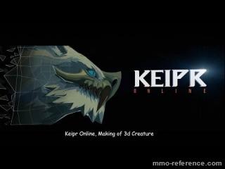 Vidéo Keipr Online - Création d'une vidéo créée par l'un des artistes