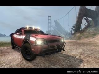 Vidéo Defiance - Bonus Dodge Challenger RT précommande