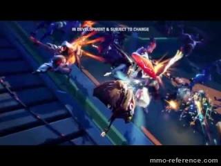 Vidéo Battleborn - Démonstration du jeu en ligne lors de l'E3 2015