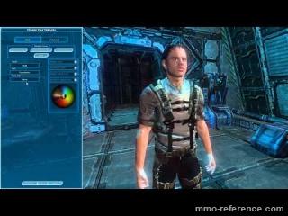 Vidéo The Repopulation - La création des personnages du jeu