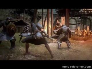 Vidéo Black Desert Online - Le trailer de lancement