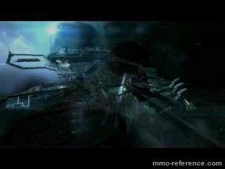 Vidéo Trailer du MMORPG EVE Online Trinity