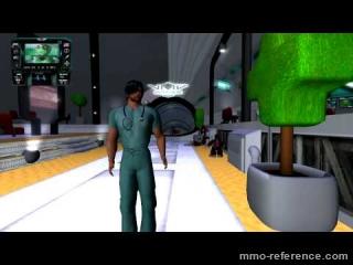 Vidéo Second Life - Visitez désormais MadPea
