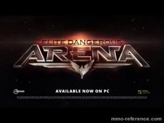 Vidéo Elite Dangerous - Découvrez la nouvelle extension Arena