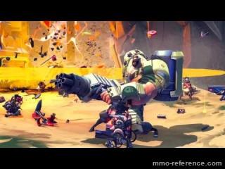 Vidéo Battleborn - Le Spot TV officiel du jeu pour Ps4, PC et Xbox One