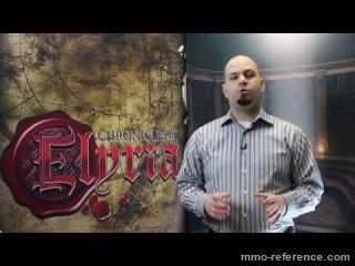 Vidéo Chronicles of Elyria - L'équipe du nouveau mmorpg 2017