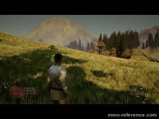 Vidéo Chronicles of Elyria - Le déplacement des joueurs