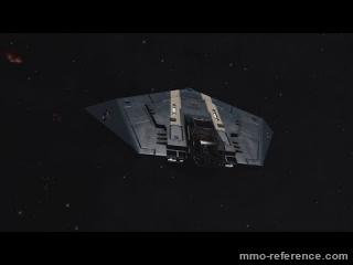 Vidéo Elite Dangerous 1.5 - Le vaisseau Asp Scout