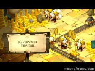 Vidéo Dofus - Trailer Gameplay des Trésors d'Enutrosor