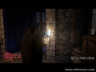 Vidéo Chronicles of Elyria - Un système d'interaction unique