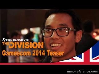 Vidéo Tom Clancy's The Division - Teaser à la Gamescom 2014