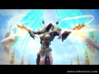 Vidéo Heroes of the Storm - Présentation du héros Auriel