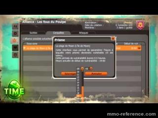 Vidéo Dofus - v2.13 la Guerre des Guildes