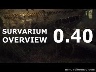 Vidéo Survarium - Aperçu des nouveautés de la mise à jour 0.4
