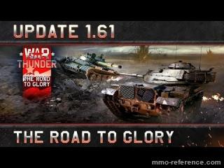 Vidéo War Thunder - Découvrez maintenant la mise à jour 1.6 Road to Glory