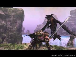 Vidéo Dragon's Prophet - Vidéo de lancement du mmorpg fantasy gratuit