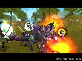Vidéo Runes of Magic - Trailer du mmorpg d'action epic