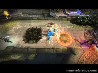 Vidéo TOME: Immortal Arena - Aperçu du gameplay