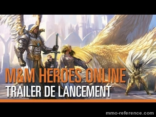Vidéo Trailer de Lancement de Might & Magic Heroes Online