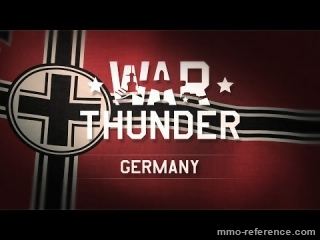 Vidéo War Thunder - La Germain Air Force