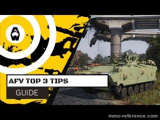 Vidéo  Top 3 des conseils sur les Véhicules de combat blindés dans Armored Warfare