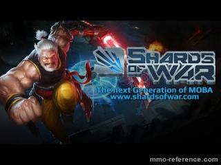 Vidéo Shards of War - GamePlay du moba