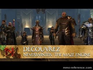 Vidéo Neverwinter - L'histoire de The Maze Engine