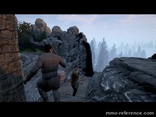 Vidéo Chronicles of Elyria - Des combats à l'épée réalistes