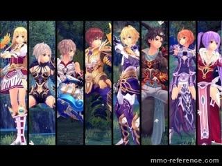 Vidéo Aura Kingdom - Présentation des personnages