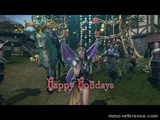 Vidéo ArcheAge - Bonnes vacances 2013 !