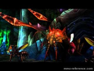 Vidéo Runes of Magic - La nouvelle région de Chrysalias Shadows
