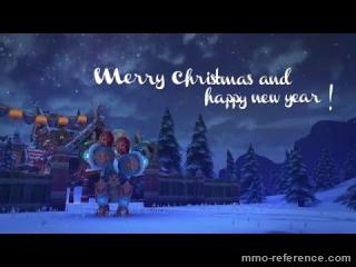 Vidéo Allods Online - Vidéo pour fêter la nouvelle année 2016