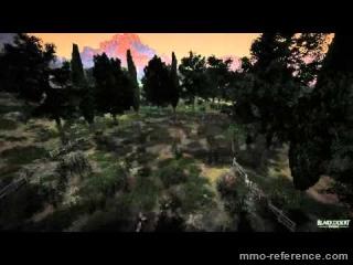 Vidéo Black Desert Online - Mmorpg Alpha Test #2