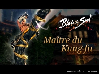 Vidéo Blade and Soul - Personnage du maître kung-fu