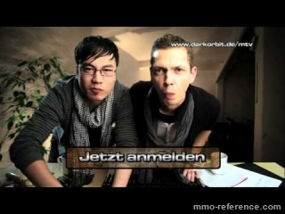 Vidéo DarkOrbit - Spot TV de promotion du jeu