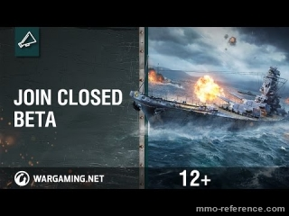 Vidéo World of Warships - Trailer - Combat en haute mer