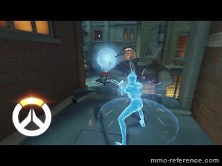 Vidéo Overwatch - Les capacités de la jeune Tracer