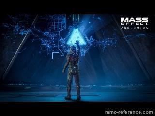 Vidéo Mass Effect Andromeda - Cinématique du mmo 2017 PC, Ps4, Ps4 Pro, Xbox One